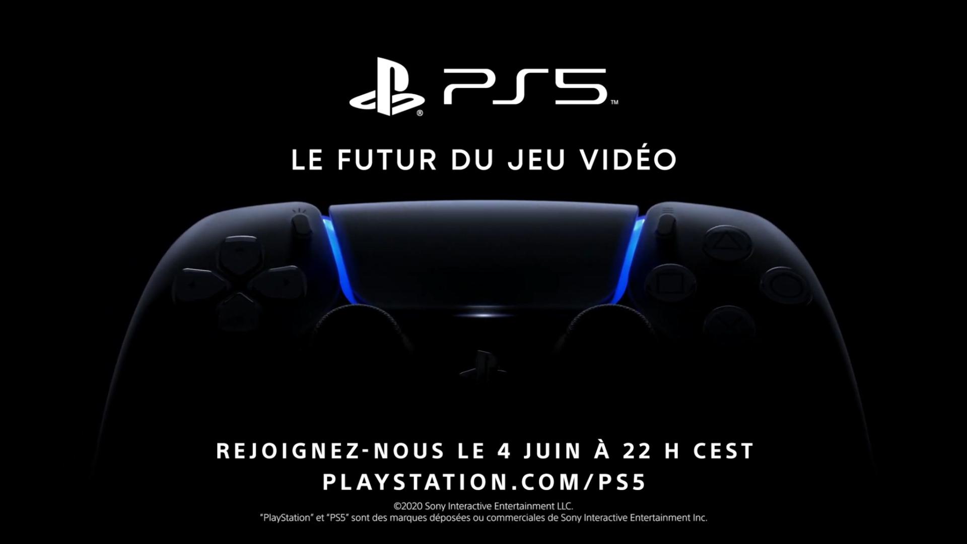 PS5 : le futur du jeu vidéo