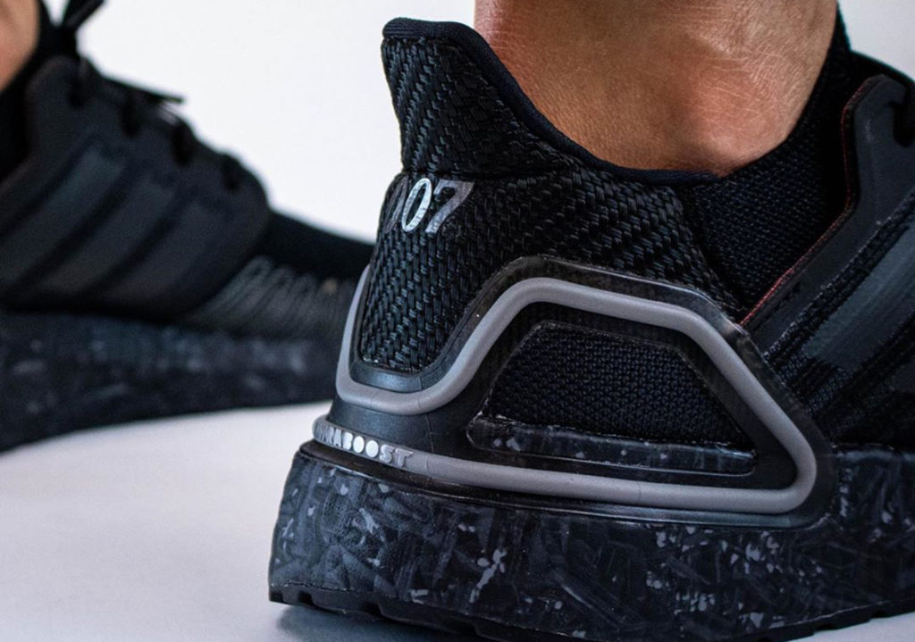 James Bond x adidas Ultraboost 20 - No Time To Die