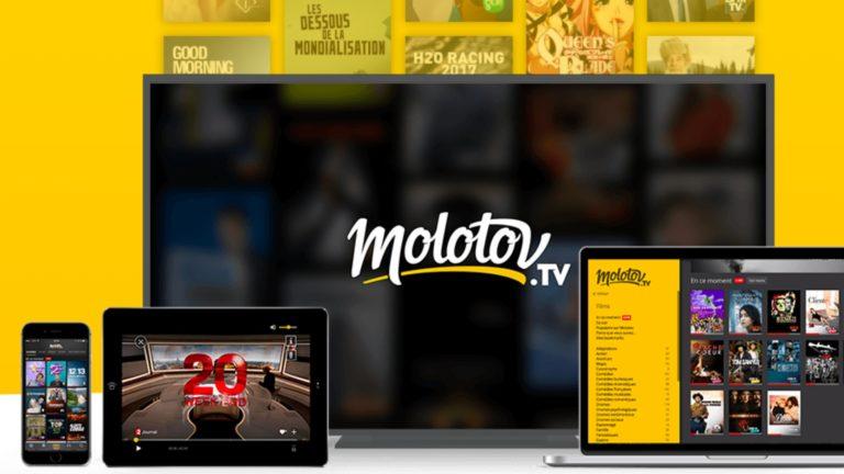 Télévision gratuite sur Internet : Molotov TV est-elle la meilleure application ?