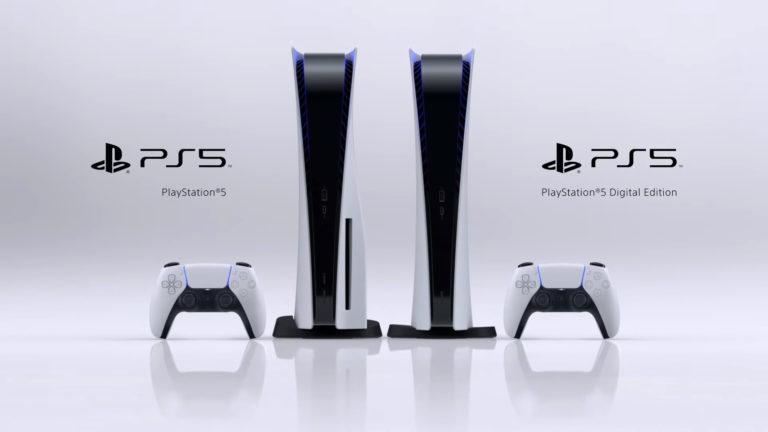 PlayStation 5 : la design de la console et les premiers jeux enfin dévoilés
