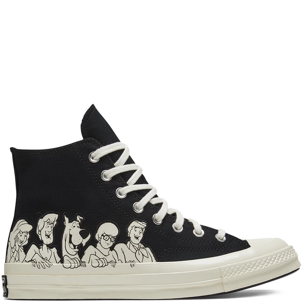 Scooby-Doo x Converse Chuck 70 - Black
