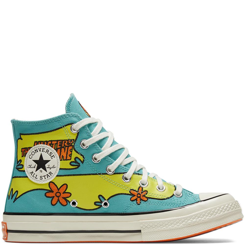 Scooby-Doo x Converse Chuck 70 - Pool Blue