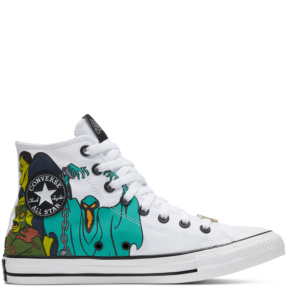 Scooby-Doo x Converse Chuck Taylor All Star - White