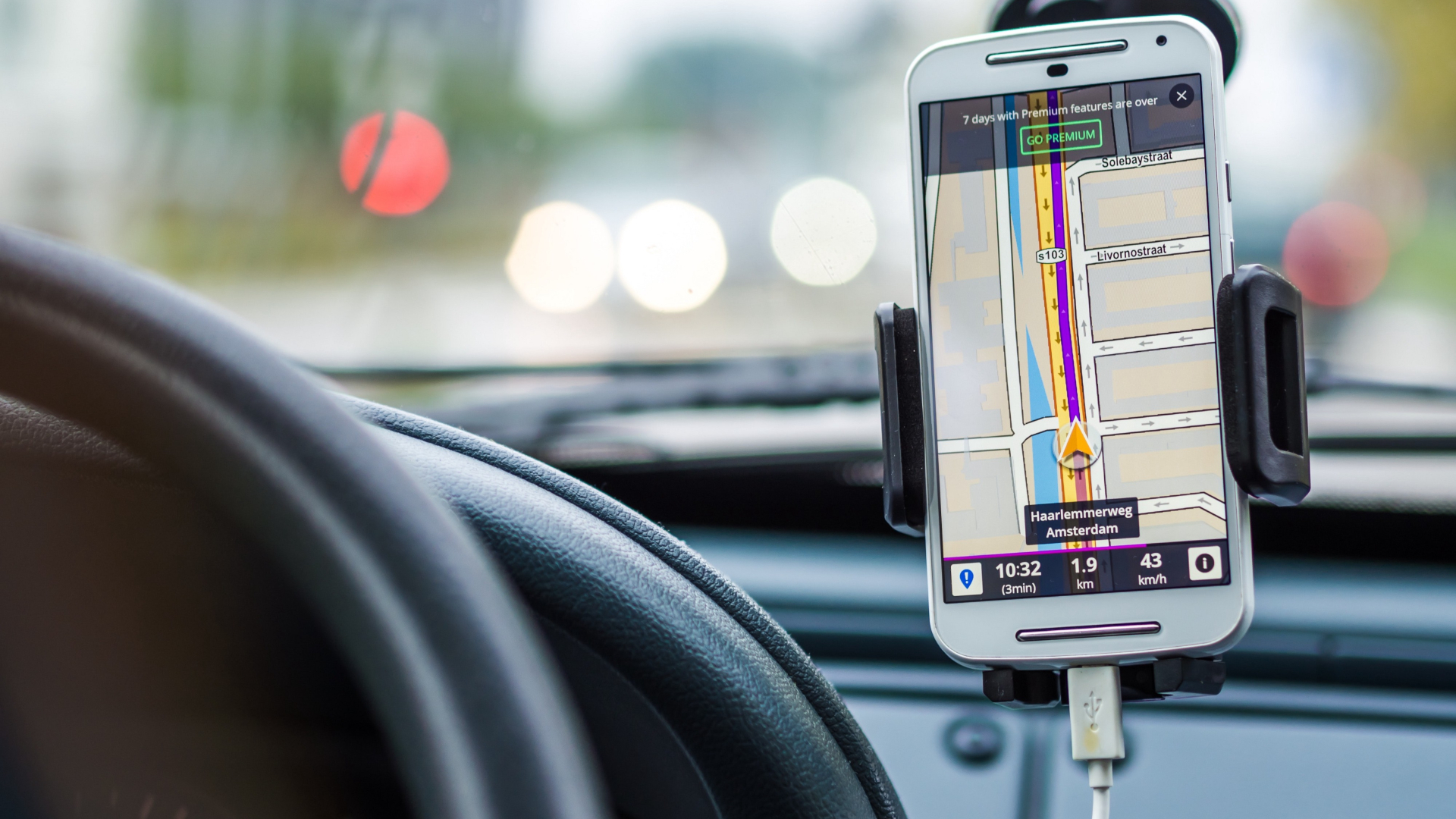 Les meilleures applications de transport