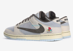 Travis Scott x PlayStation x Nike Dunk Low