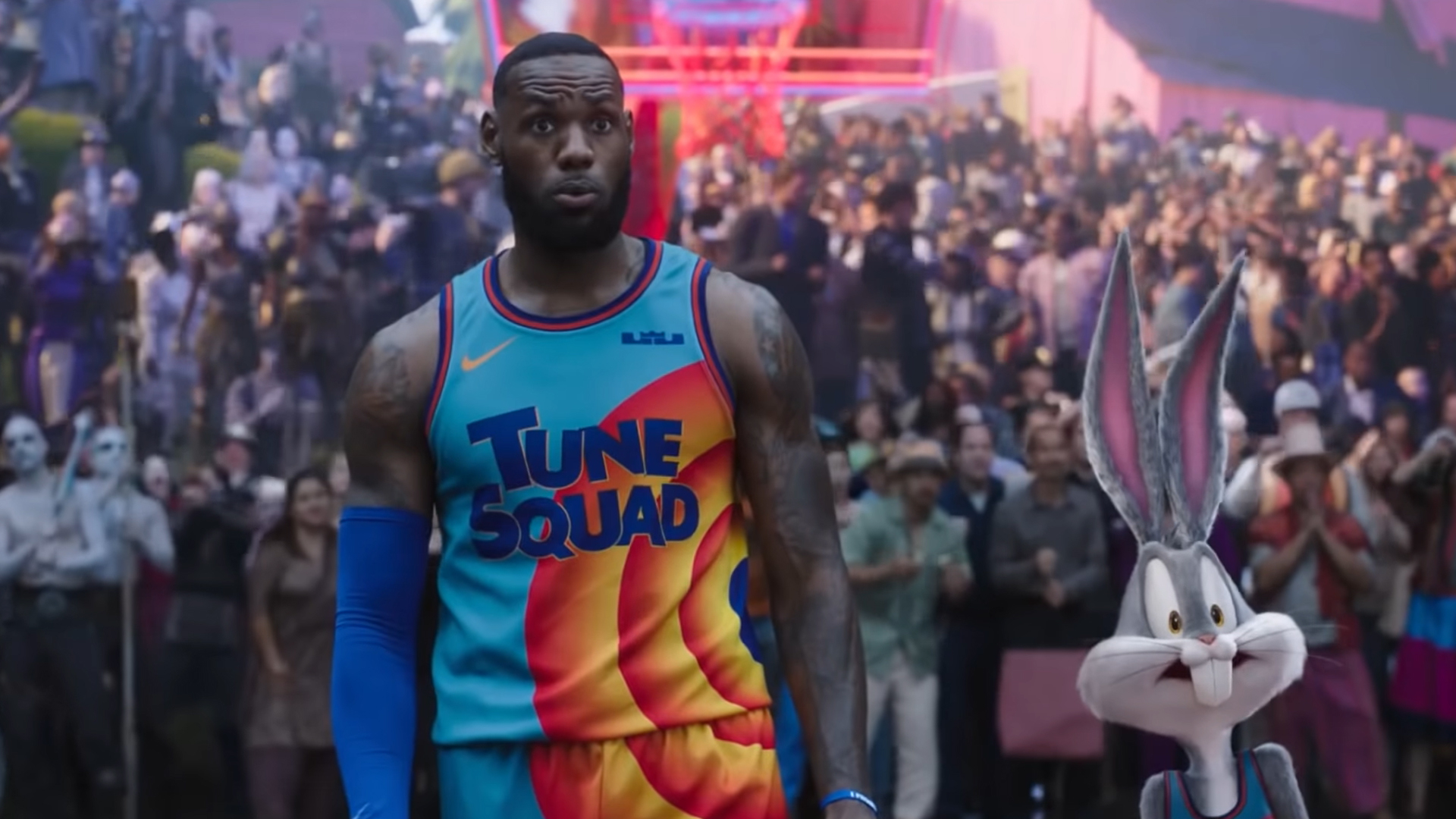 Space Jam - New Legacy