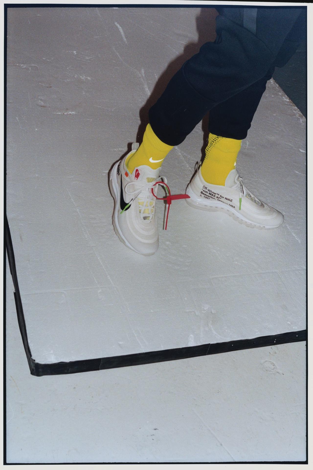 Off-White x Nike Air Max 97 The Ten